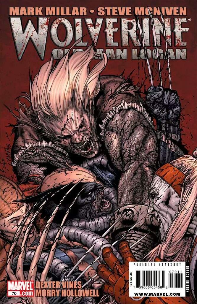 old man logan complete story spoilers comics amino