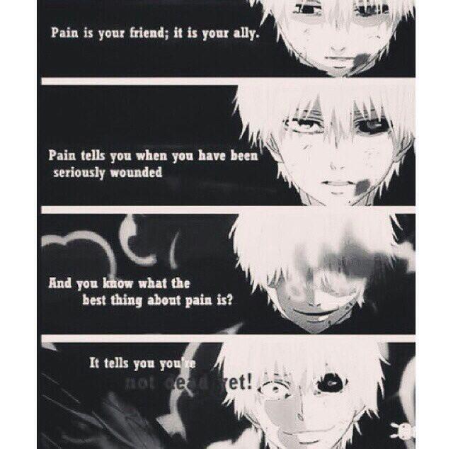 Badass Love Quotes Gorgeous Relatable Badass Anime Quotes Anime Amino