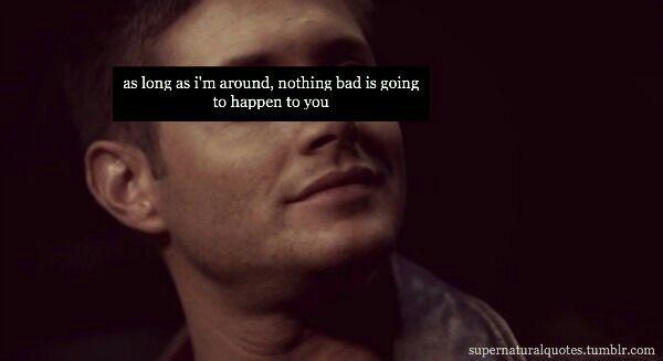 Dean Quotes | Supernatural Amino