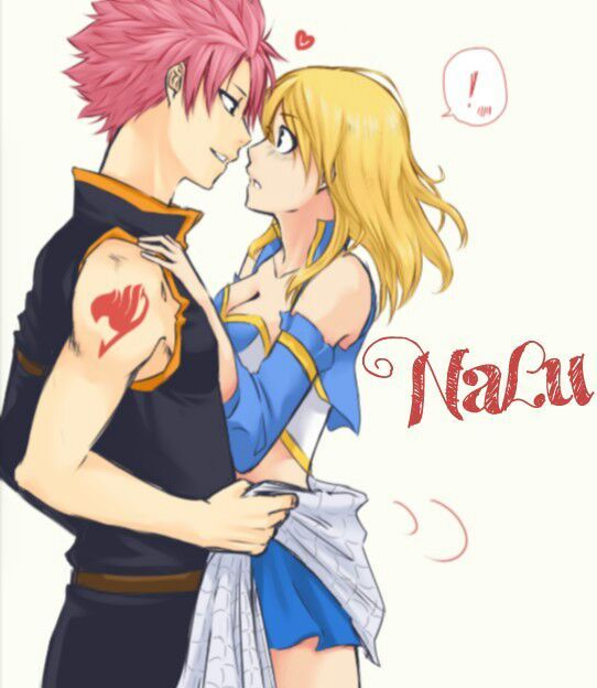 Natsu X Lucy Is Confirmed