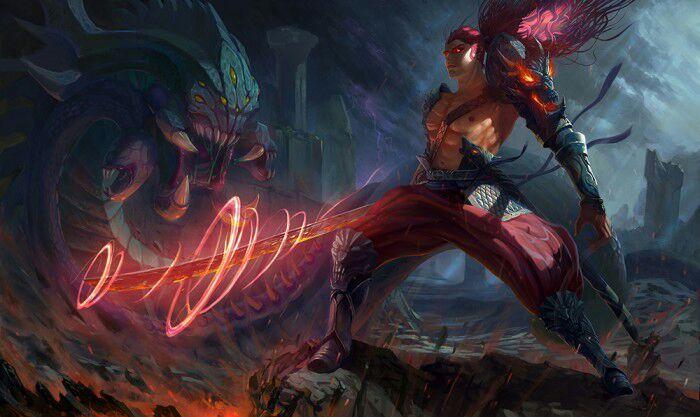 Baron/Dragon slayer Yasuo | League Of Legends Official Amino
