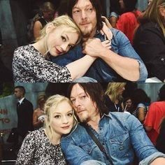 Norman reedus dating beth