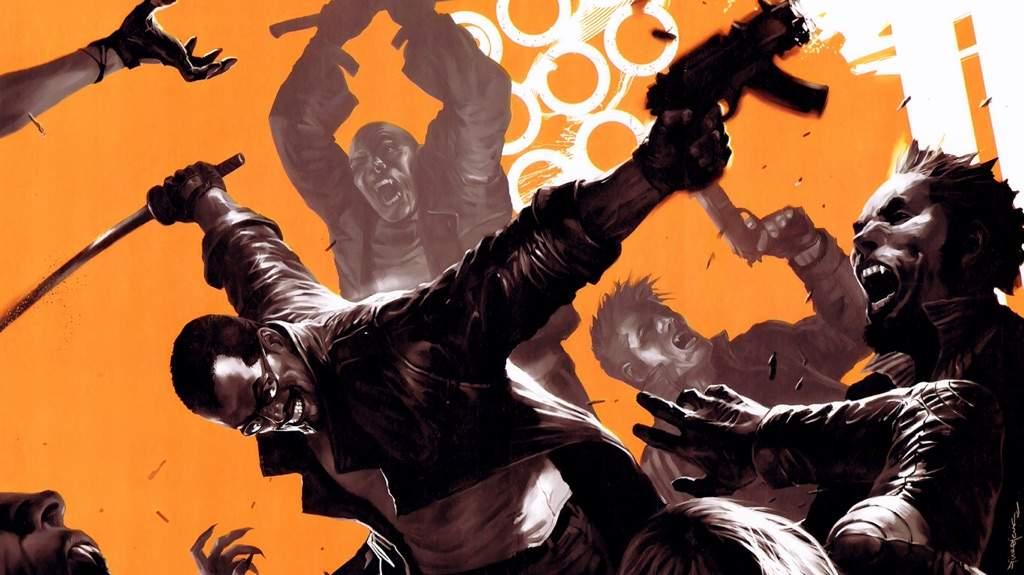 Resultado de imagem para blade comics