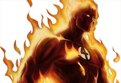 Human Torch | Comics Amino
