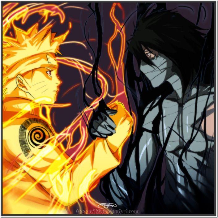 9c3c1ec456a9 Bleach x Naruto