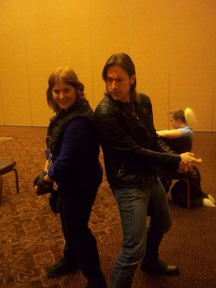 Leon S Kennedy Voice Actor Video Games Amino