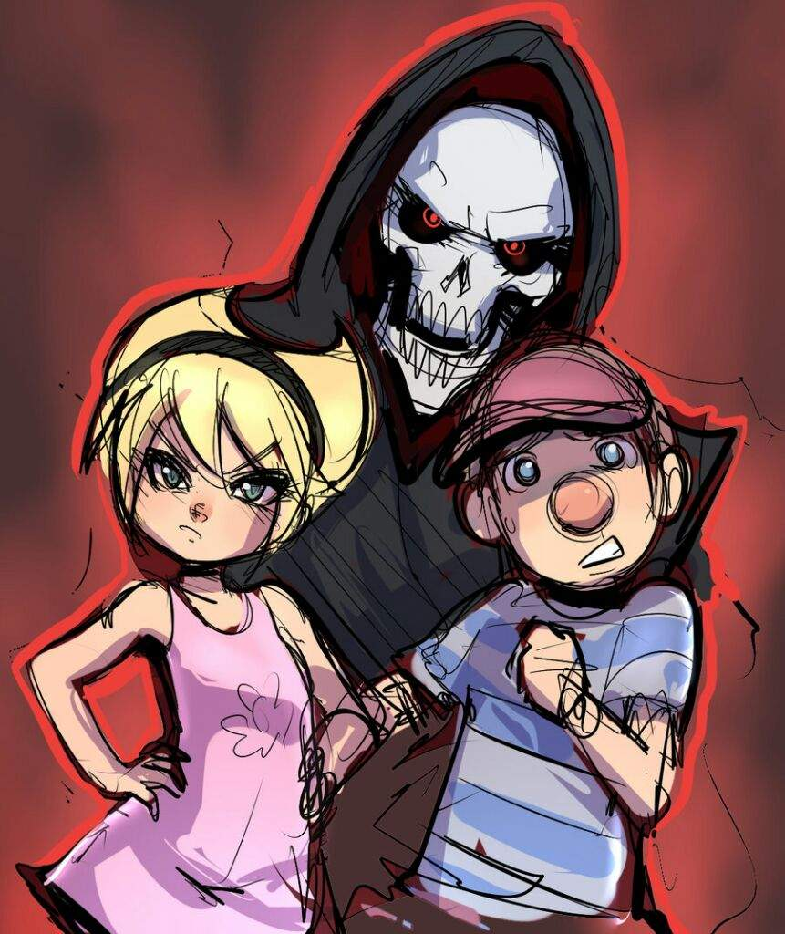 Grim Adventures Of Billy And Mandy Anime Style Anime Amino