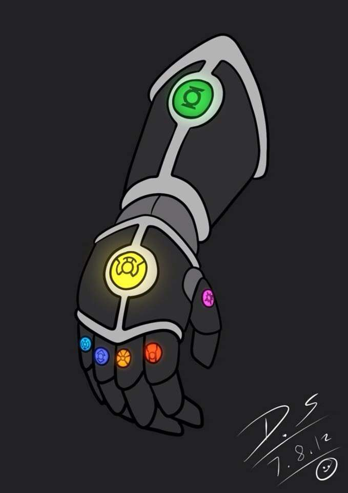 What If Dc Had An Infinity Gauntlet Comics Amino