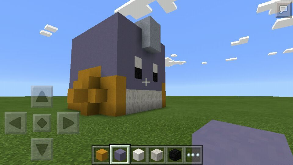 Huskymudkipz Head 3d Pixel Art Minecraft Amino
