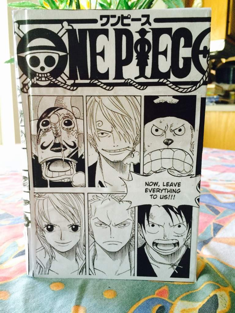 I Hollowed Out A Book So Was Able To Put Stuff In There Then Covered The Covers And Inside With One Piece Manga Pages