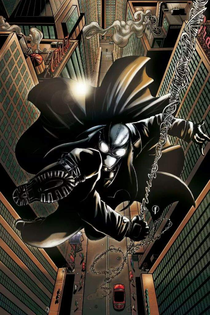 Spider man noir origin comics amino - Best spider man noir comics ...