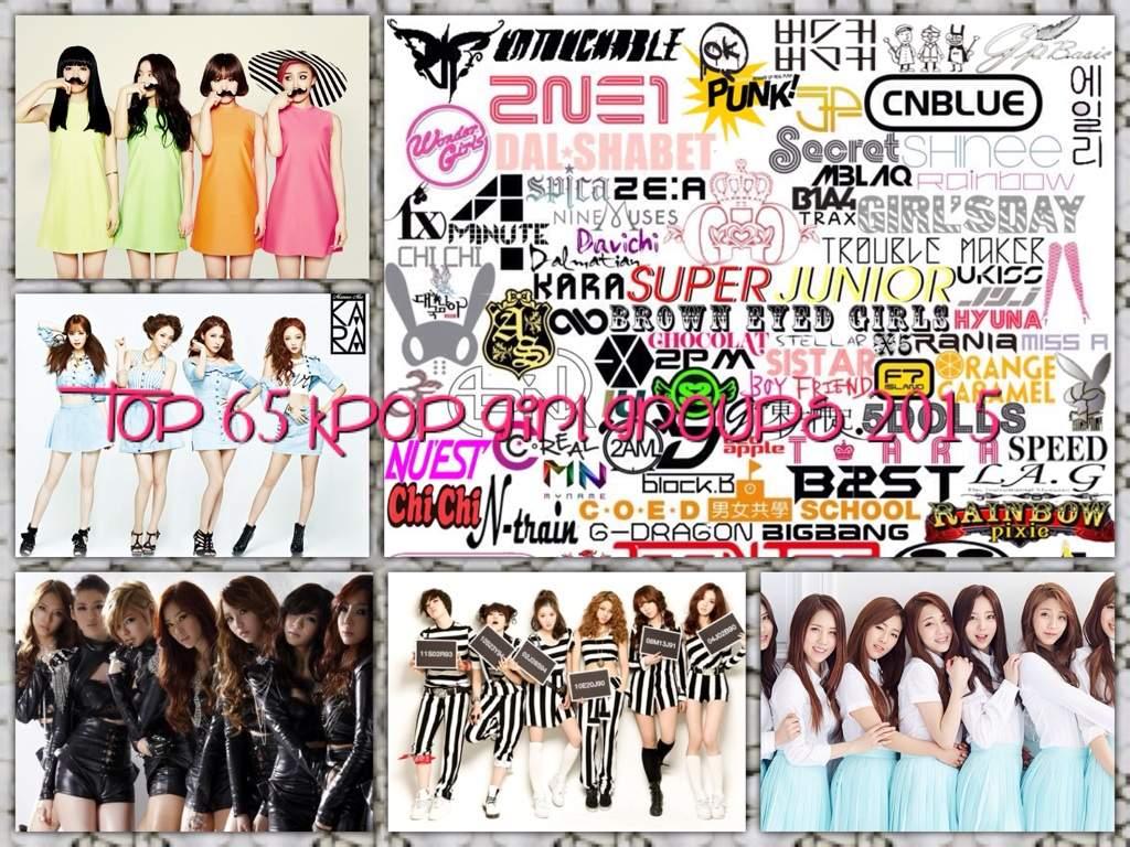 TOP 65 KPOP GIRL GROUPS 2015 (ROUND 1-10) | K-Pop Amino
