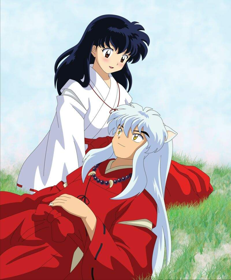 212 Best Images About Inuyasha Inuyasha X Kagome On: Inuyasha X Kagome