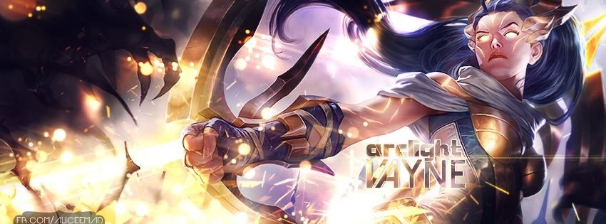 super populärt heta produkter fantastiskt urval Arclight Vayne | League Of Legends -- Official Amino