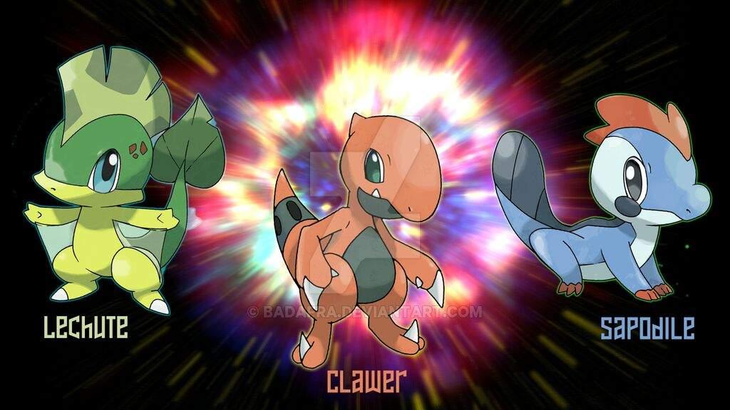 Who has some new ideas for new starter pokemon? | Pokémon ...