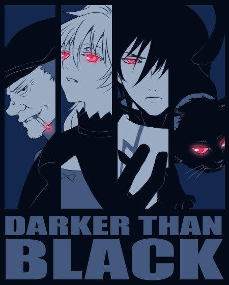 Clouxjin Reviews: Darker than BLACK | Anime Amino
