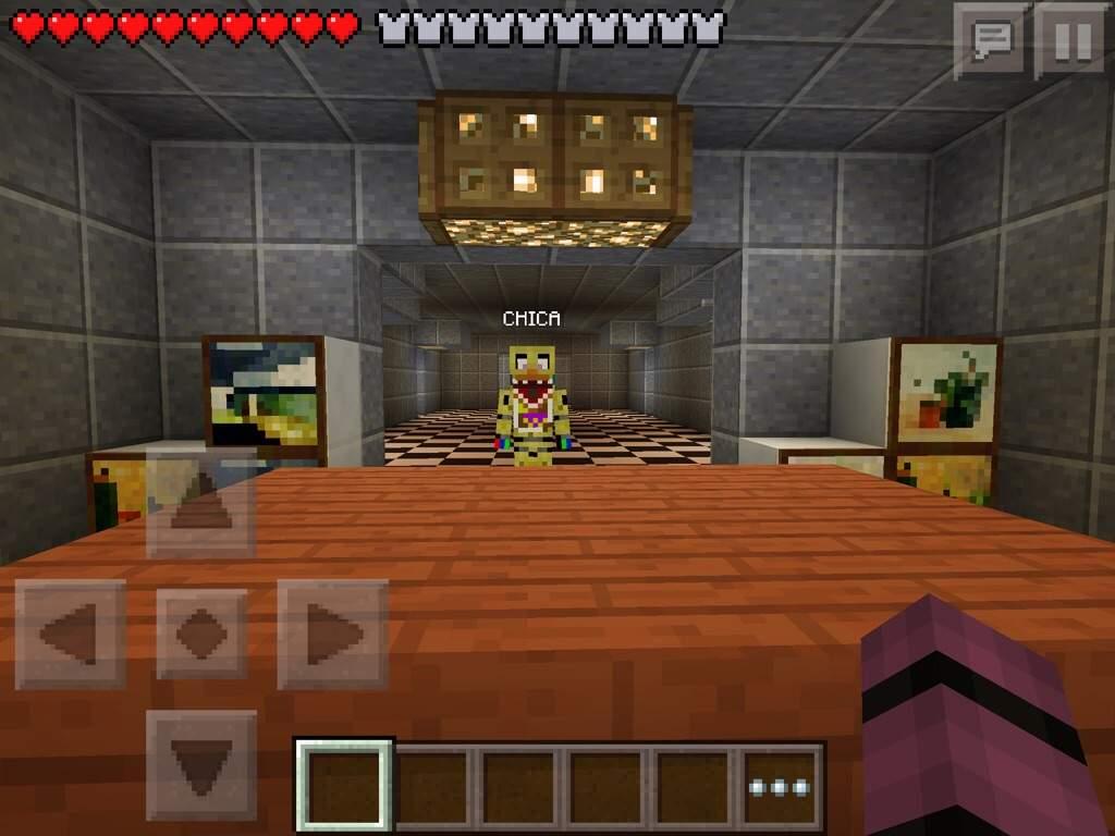 Minecraft fnaf map complete!   Minecraft Amino