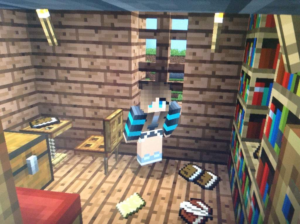 Cliff Hut | Minecraft Amino
