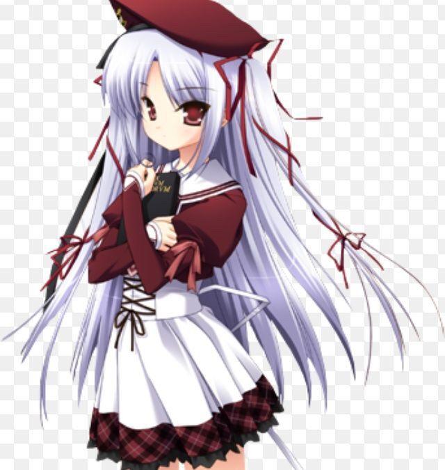 Manga Girl Loli Cat Girl Ecchi