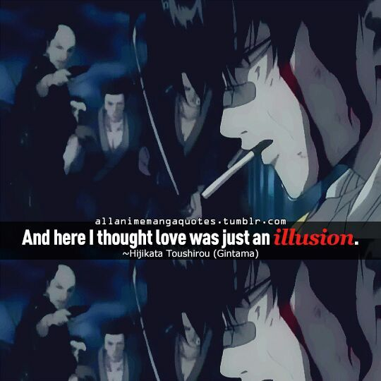 Love Is An Illusion Anime Amino
