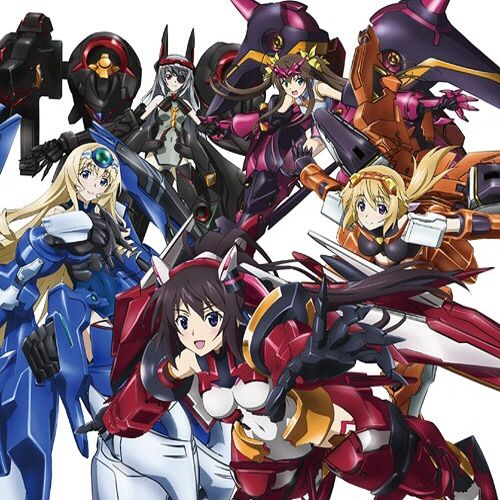 What S Your Favorite Character Design Anime : Whats your favorite characters for infinite stratos