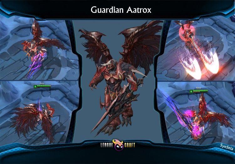 Number Three: Guardian Aatrox