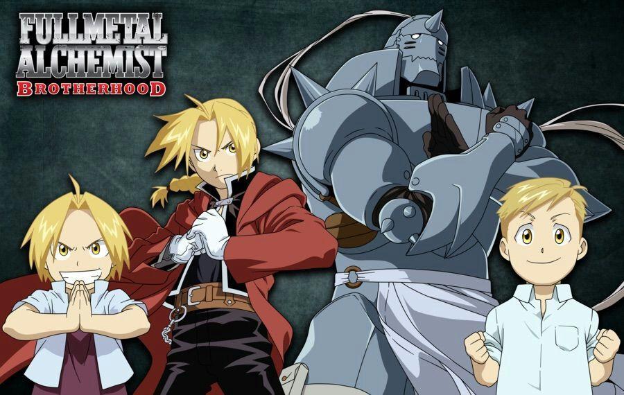 Fullmetal Alchemist Brotherhood Review & Recommendation | Anime Amino