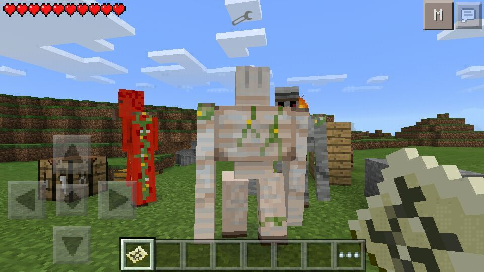 Iron Golem And Redstone Golems And More Minecraft Amino