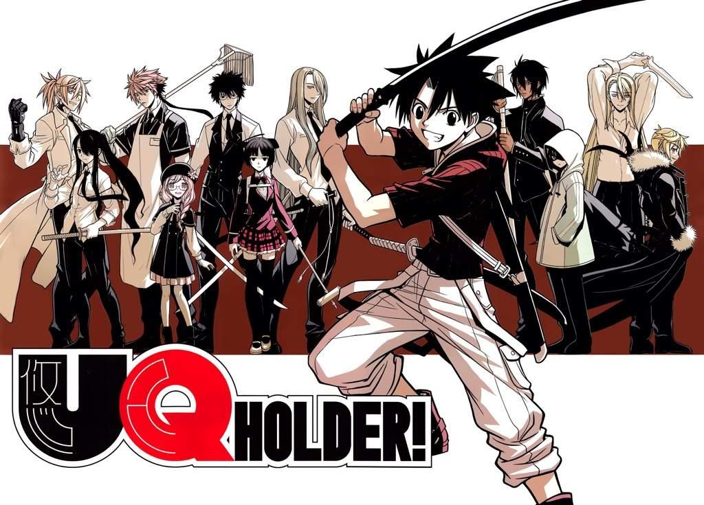 Manga Recommendation Uq Holder Anime Amino