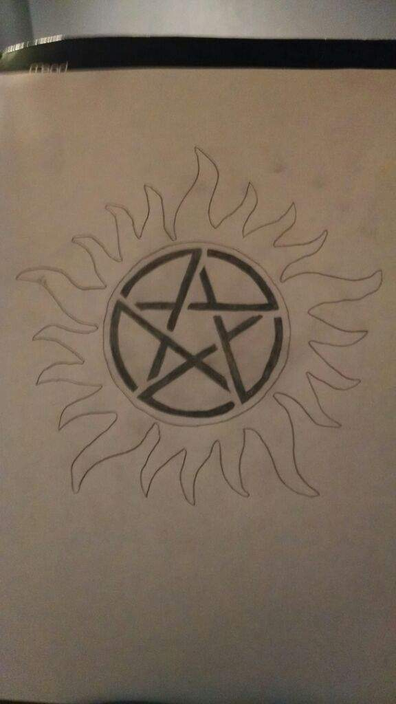 My Anti Possession Symbol | Supernatural Amino