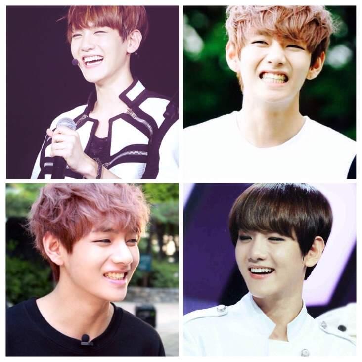 I dont think baekhyun and V look alike   allkpop Forums