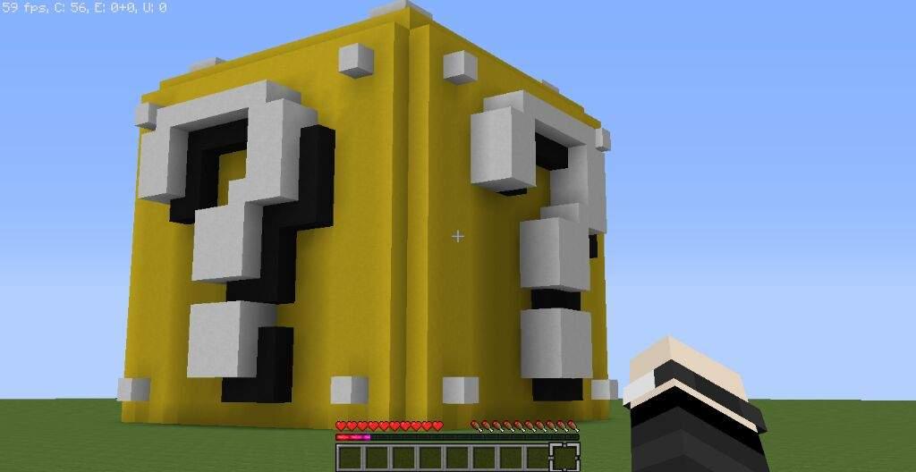 Pixel Art Minecraft 3d