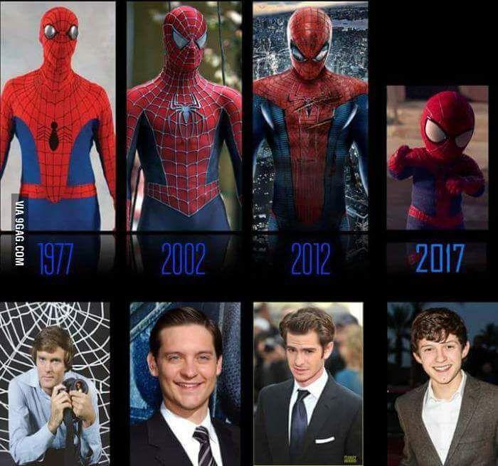 spider man movies