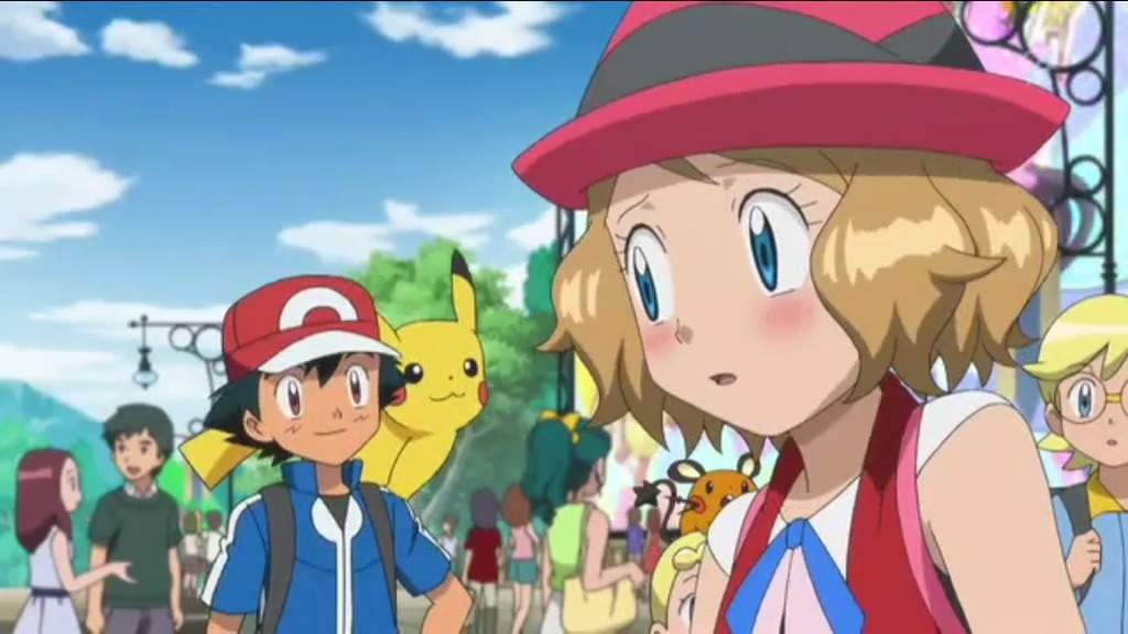Confessions An Amourshipping Oneshot By Blackotakuz On