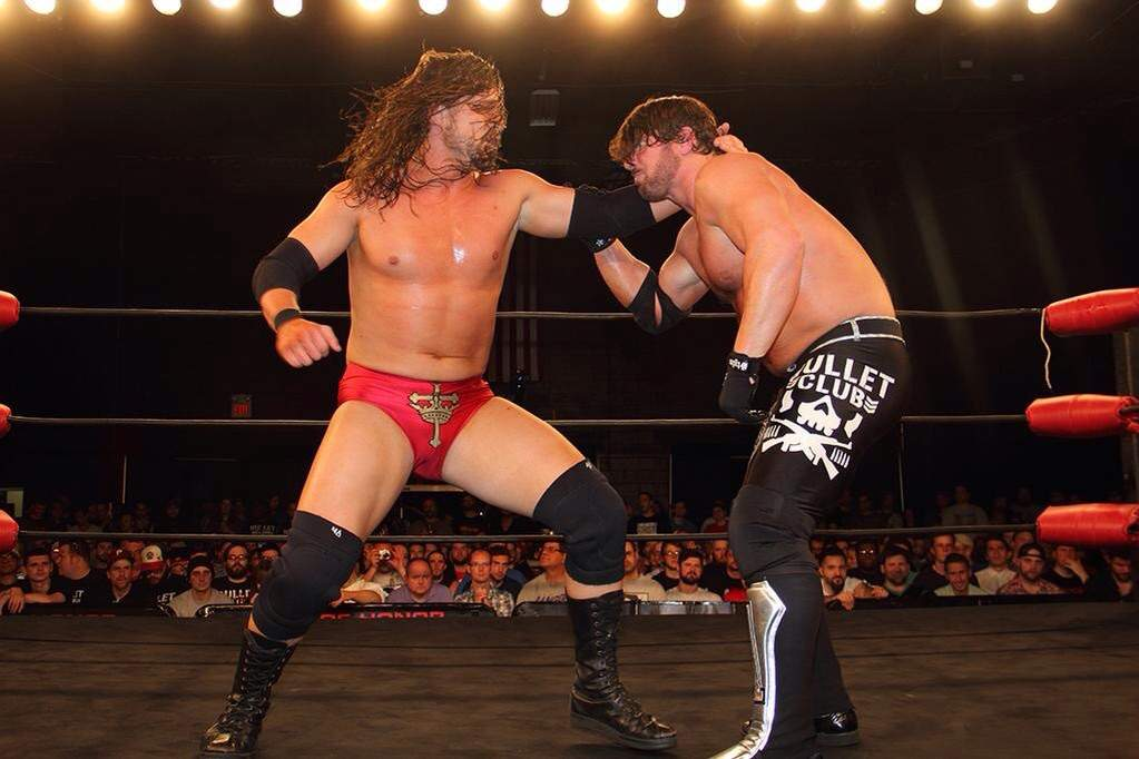 Image result for adam cole aj styles