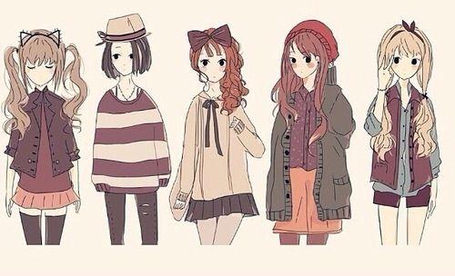 Anime Style Challenge | Anime Amino