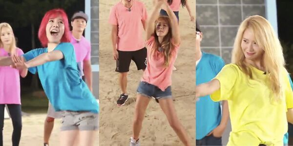 Girls' Generation's Dance Battle On Running Man!   K-Pop Amino