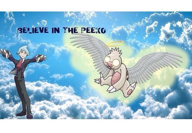 Believe In The Peeko