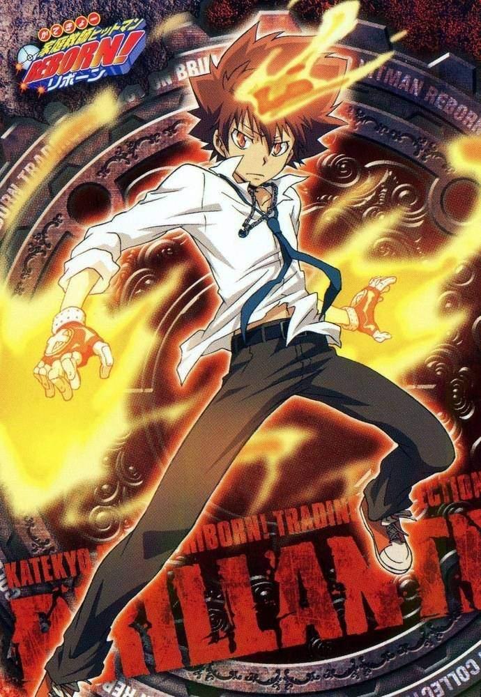 Why Is Katekyo Hitman Reborn So Underrated Anime Amino