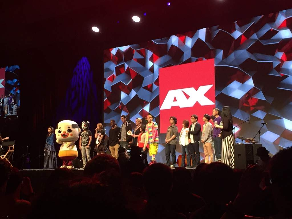 Day 4 Was A Short At AX It Ended 500pm I Went To The Closing Ceremony Of Alright