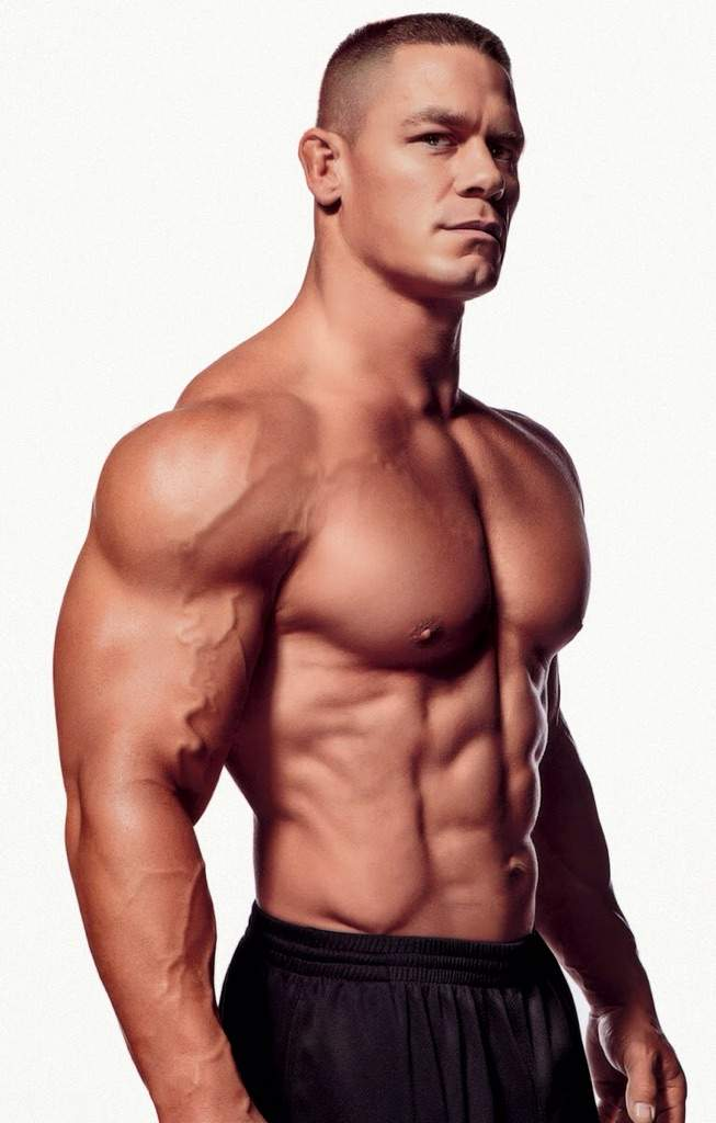 Bodybuilder john cena