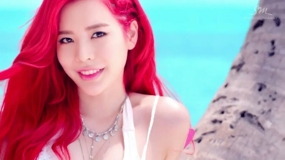 New Trend Bright Red Hair K Pop Amino