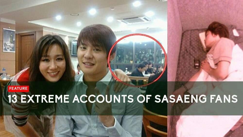Exo sasaeng fans An EXO