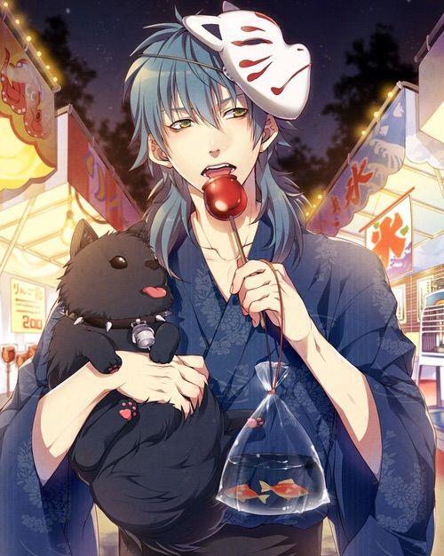 My top 5 kimono anime guys   Anime Amino