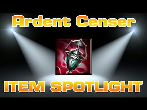 Does Ardent Censer Stack