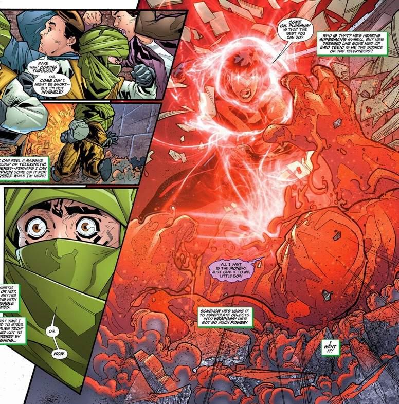 Superboy | Wiki | Comics Amino