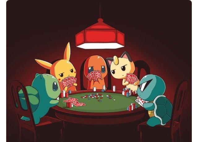 Pokemon Poker Pokemon Amino