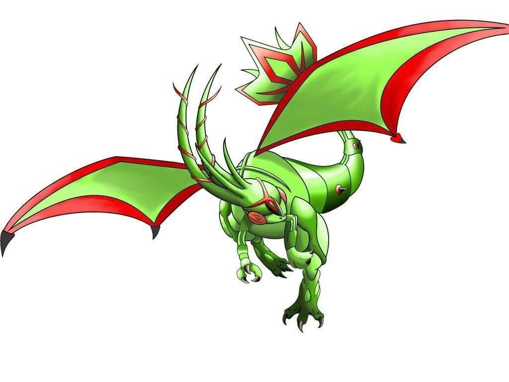 Mega Dragonite Y by Kyuzeth on DeviantArt