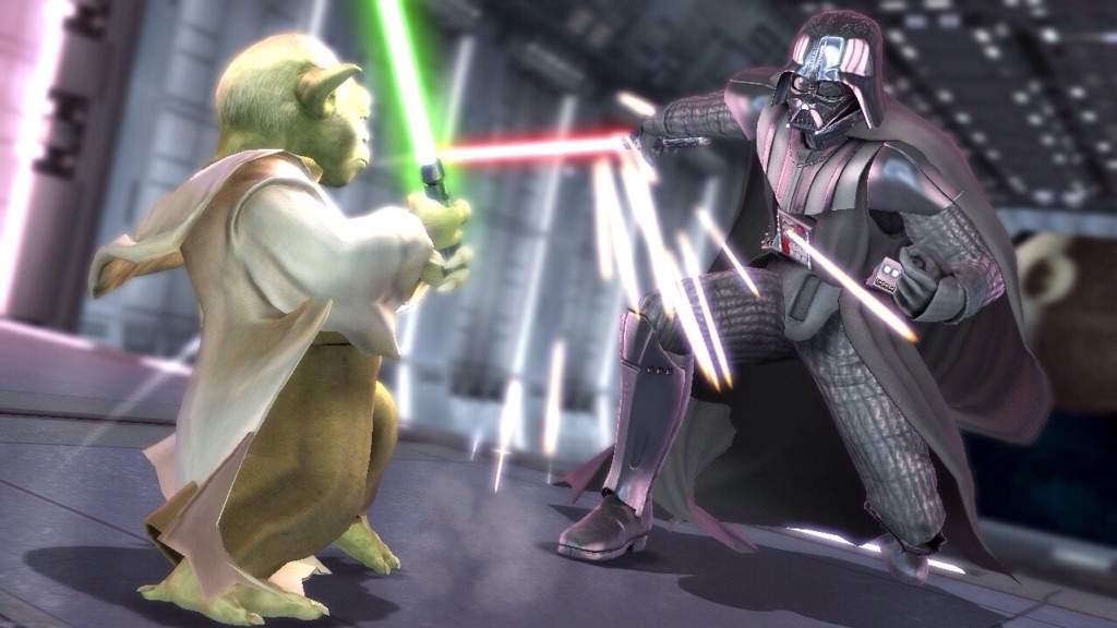 Image result for Yoda darth vader