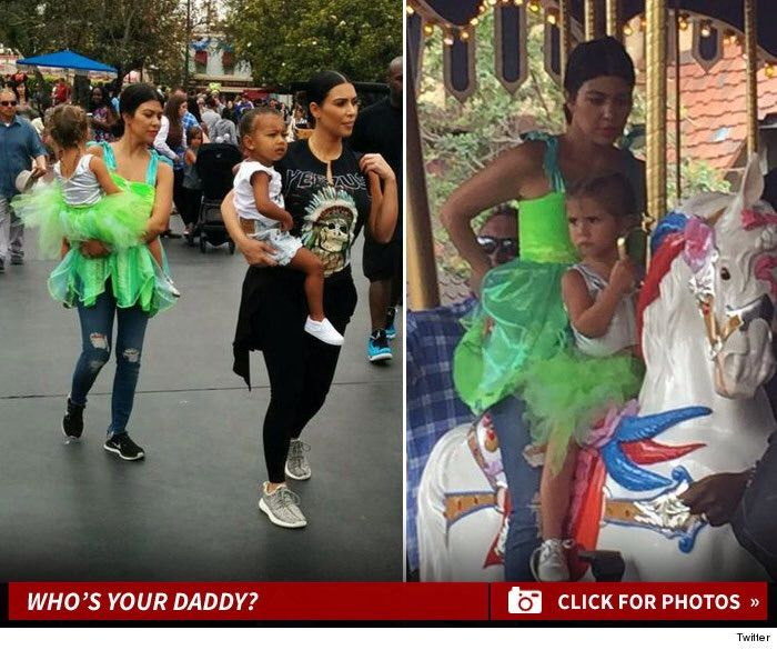Shirts Mom And Dad First Obviously Kourtney Wasnt Alone For Penelopes 3rd Birthday She Dressed Like Usually Was Either Wearing